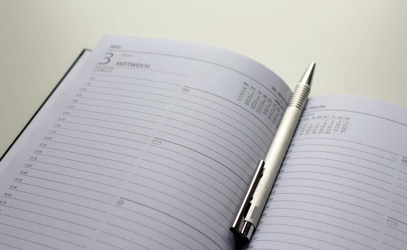 Calendrier de déclarations fiscales et sociales