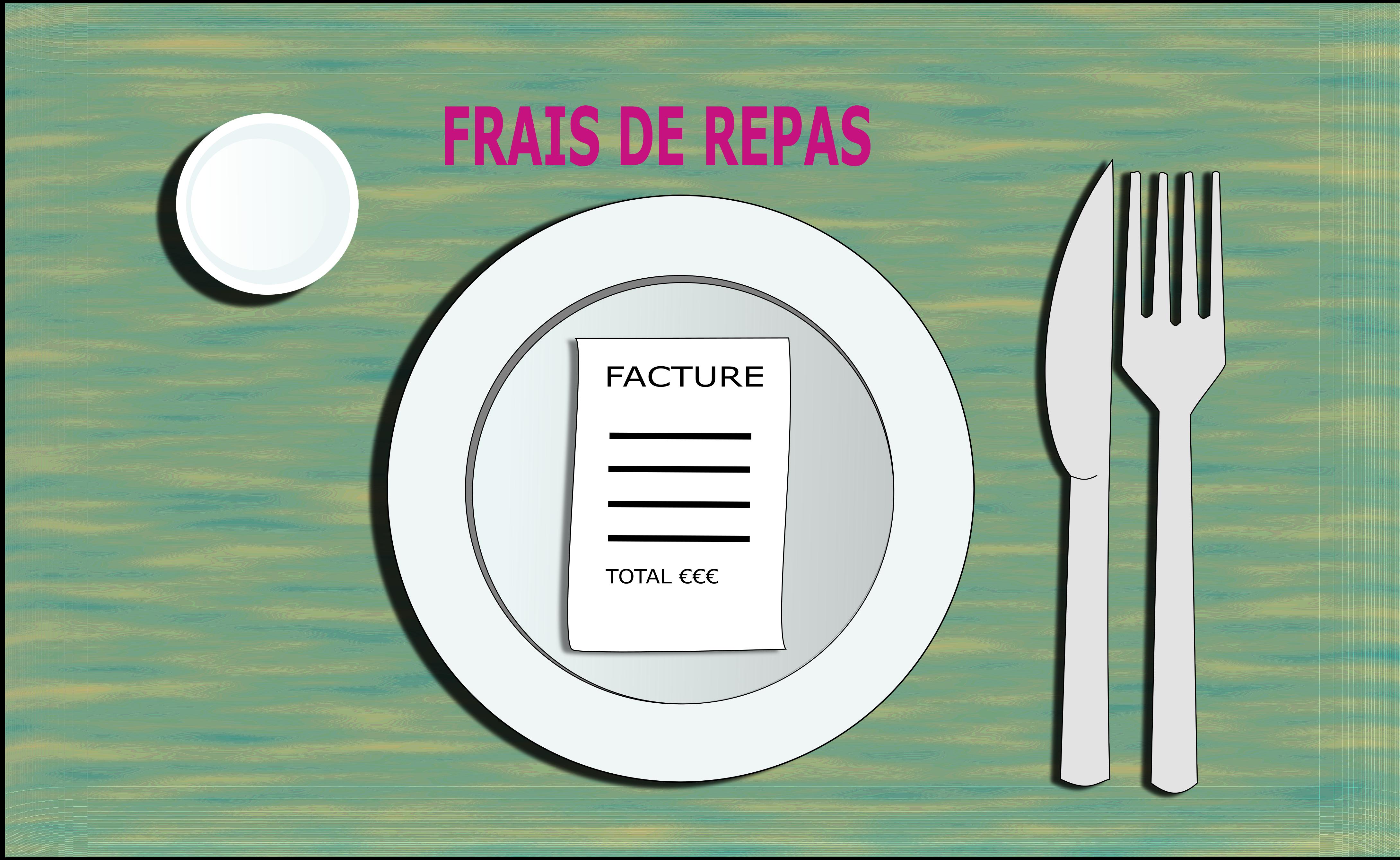 DÉDUCTIBILITÉ DES FRAIS DE REPAS :  DES CONDITIONS ET DES LIMITES !